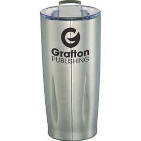 Victor Copper Vacuum Tumbler With Opener 24 oz.