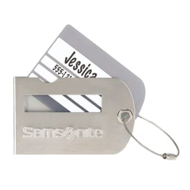 Samsonite™ Luggage Tag